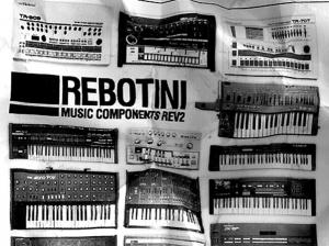 Rebotini – Horns Of Innocence